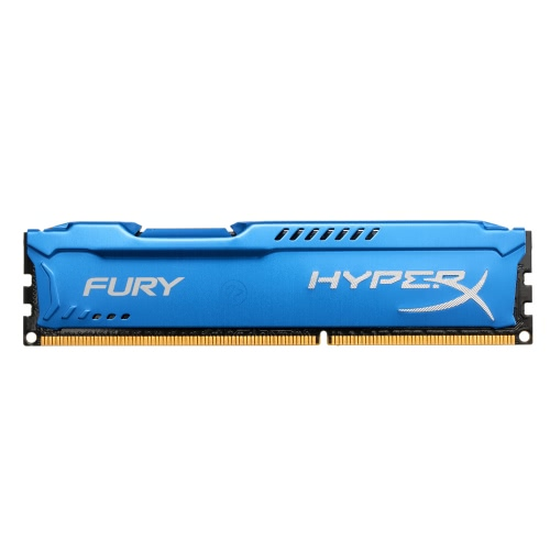 Kingston HyperX FURY 4GB Desktop Memory 1866MHz DDR3 CL10 SDRAM 1.5V 240-Pin HX318C10F/4