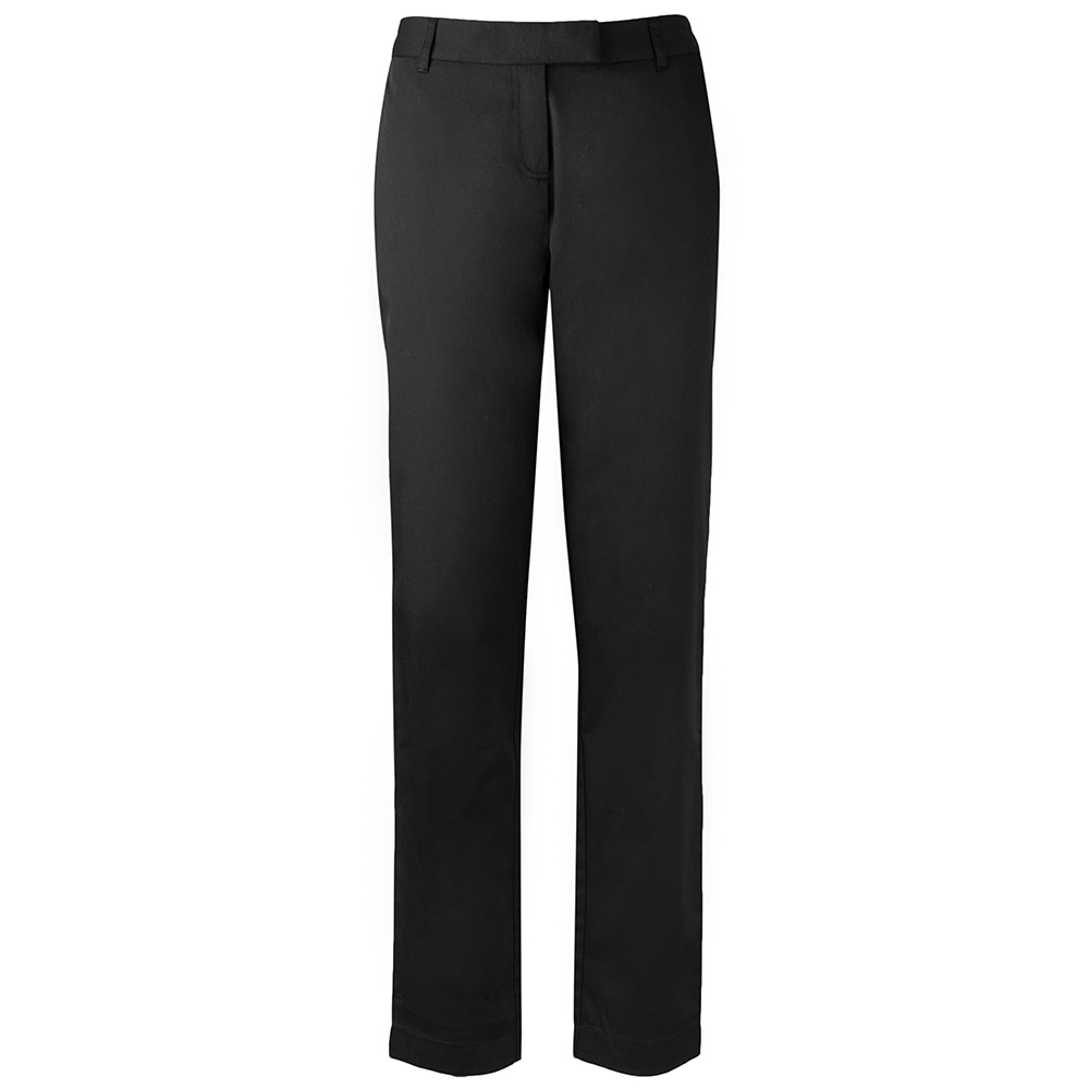 Womens slim leg trouser