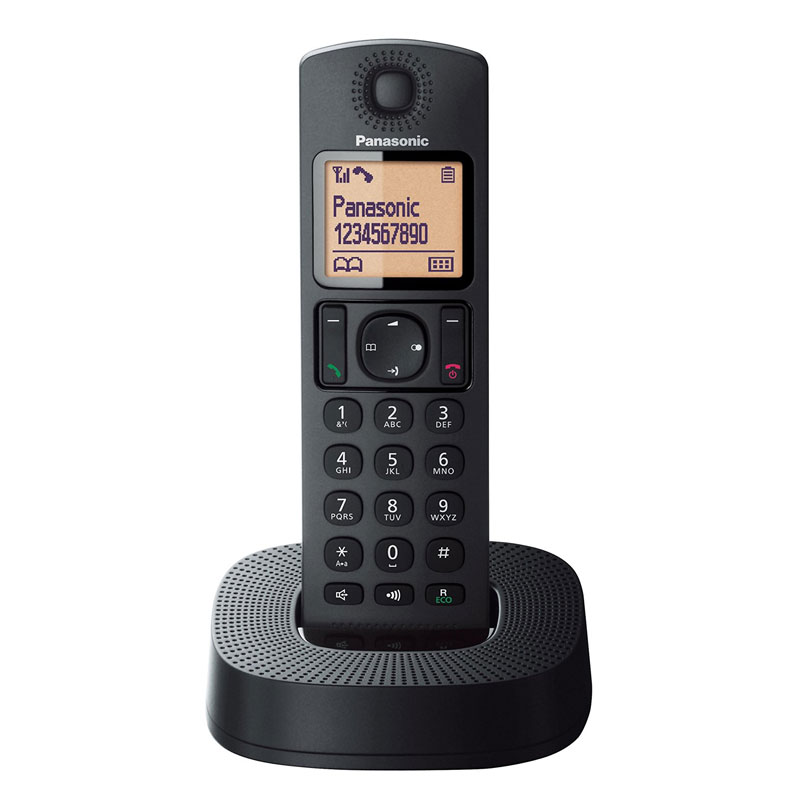 Panasonic Digital Cordless Phone with Nuisance Call Blocker (KX-TGC310EB)