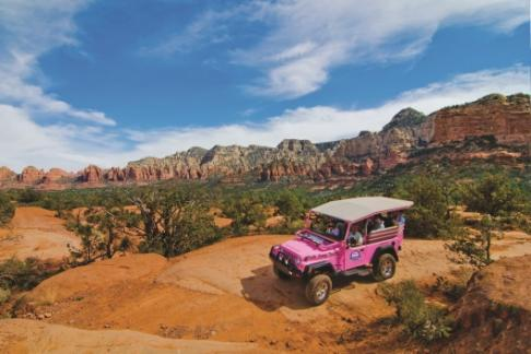Pink Jeep Tours Sedona - Grand Canyon Experience Tour