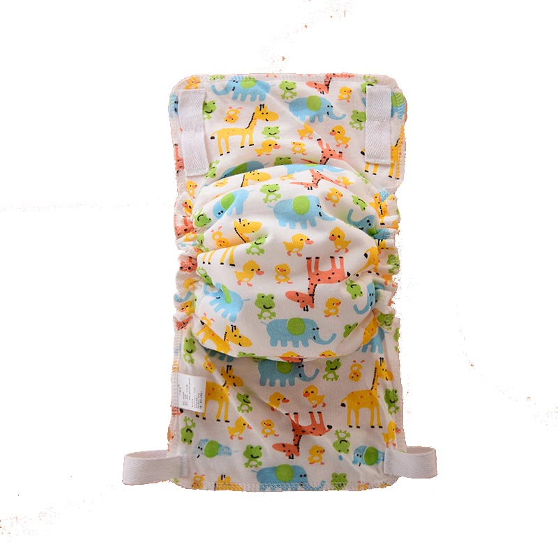 All-in-One Diapers Waterproof Lace Floral Print Cloth Diaper