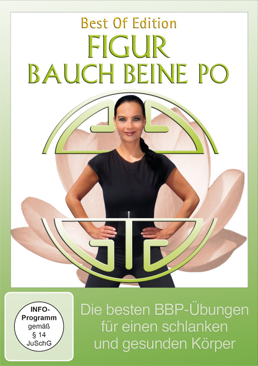 Figur Bauch Beine Po mit Canda Best Of Edition DVD
