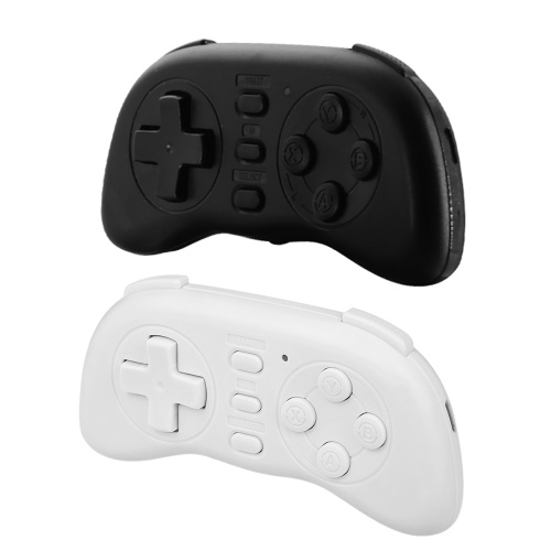 PL-88 Wireless Bluetooth Joystick Multifunctional Mini Gamepad Gaming Gamepad for Android / iOS PC w/ Shutter Control