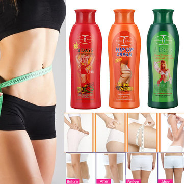 Hip Lift Buttock Massage Enhancement Firming Cream Shaping Cellulite Slimming Weight Loss