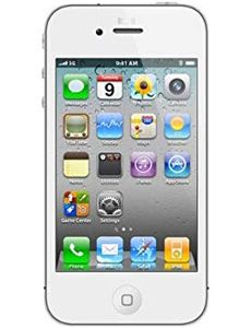 Apple iPhone 4 16GB White - 3 - Grade A