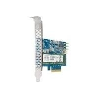 HP Z Turbo Drive - SSD - 512 GB - intern - M.2 - PCI Express 2.0 x4 - für Workstation Z440, Z640, Z840