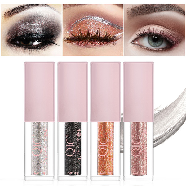 new eye shadow liquid glitter eyeshadow pencil shimmer waterproof long-lasting glitter and glow liquid eyeshadow for eye makeup