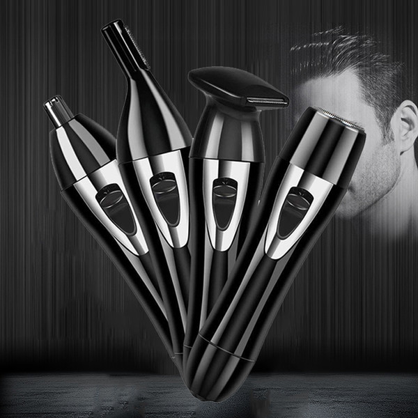 mens multifunctional hair trimmer machine cut hair eyebow removal abs plastic body washing haircut machine