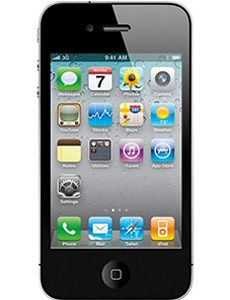 Apple iPhone 4 16GB Black - 3 - Grade B