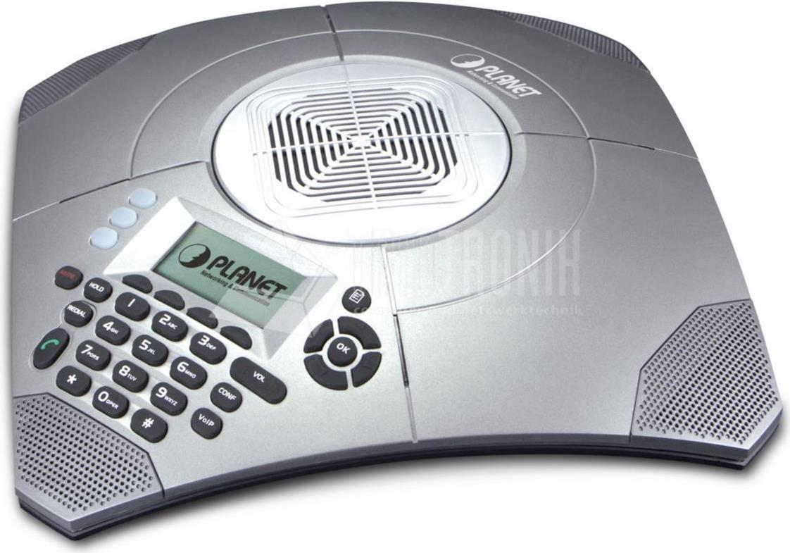 HD Voice Conference IP Phone with PSTN (3-Line) (VIP-8030NT-220)