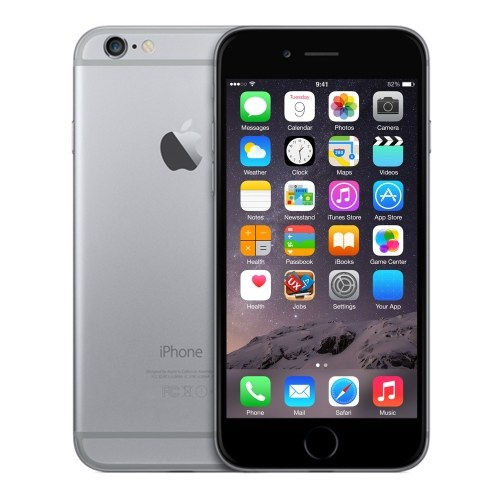 Refurbished Apple iPhone 6  Smartphone -128GB-Unlocked-Good Condition