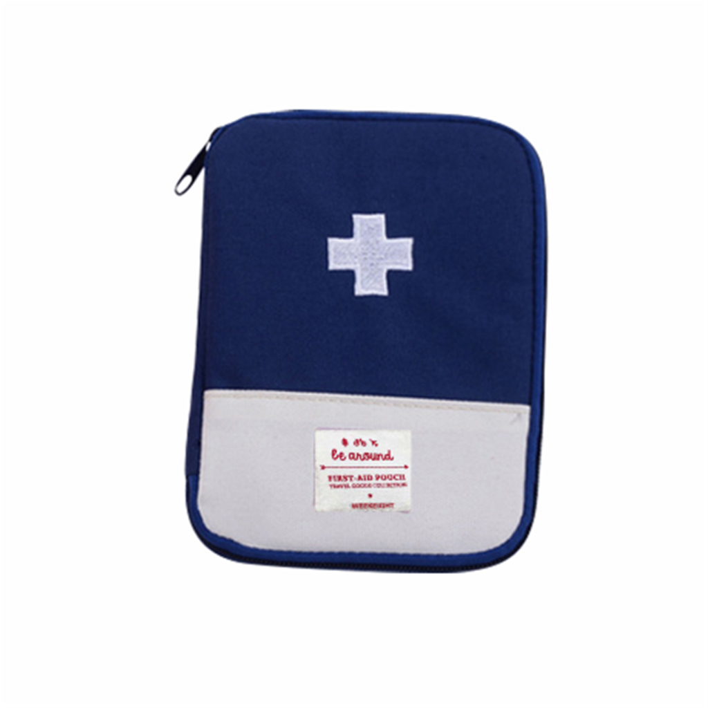 Portable Multi-Layer First Aid Kit Outdoor Travel Rescue Medicine Bag