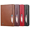 Case For Apple iPad Air 4  2020 10.9 Wallet Card Holder with Stand Full Body Cases Solid Colored PU Leather iPad 8 10.2 Pro 11 2020 Pro 11 10.5 10.2 2019 Air 9.7 2017 2018 Mini 12345 7.9