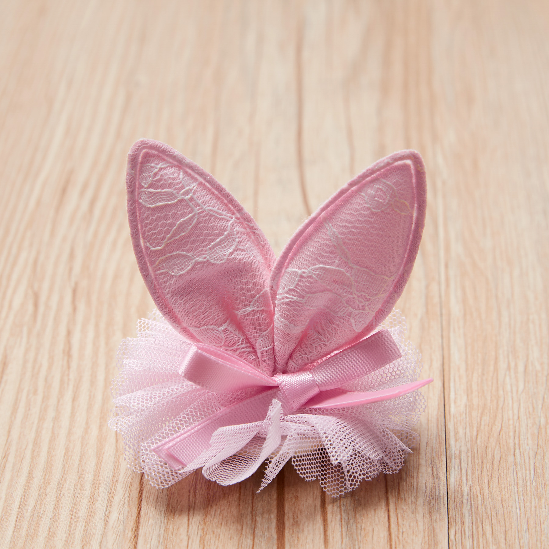 Rabbit Shape Pet Hair Clip