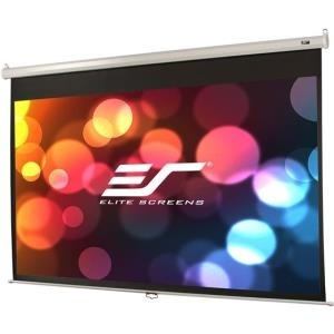 Elite Screens Manual Series M94NWX - Leinwand - 239 cm (94 ) - 16:10 - Matte White - weiß (M94NWX)