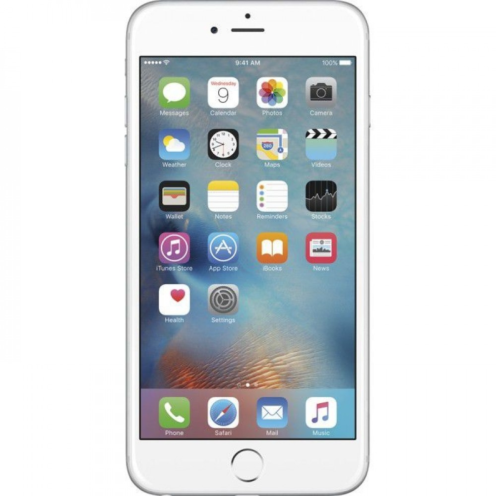 iPhone 6 16GB Silver - GSM Unlocked