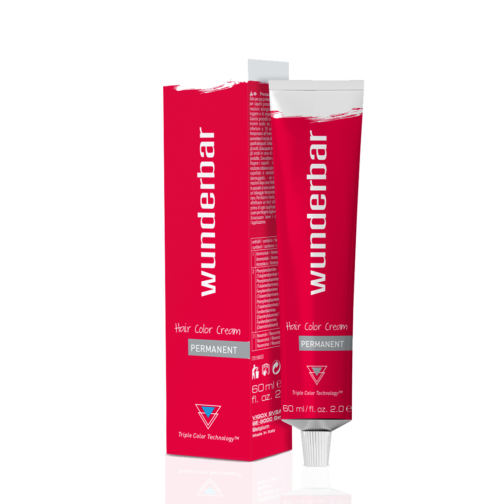 wunderbar hair color cream 10/00 60ml
