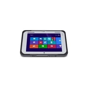 Panasonic Toughpad FZ-M1 - Tablet - Core m5 6Y57 / 1.1 GHz - Win 10 Pro - 4 GB RAM - 128 GB SSD - 17.8 cm (7) IPS Touchscreen 1280 x 800 - HD Graphics 515 - Wi-Fi, Bluetooth - 4G - robust