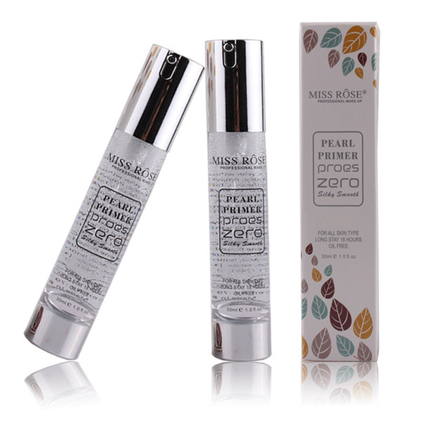 makeup pearl primer proes zero silky smooth for all skin type long stay 18 hours oil-30ml