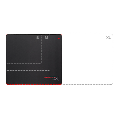 HyperX FURY S Pro Gaming Mouse Pad - Large
