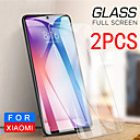 2PCS Xiaomi Screen Protector Mi Note 10 Pro / Mi Note 10 Lite / Mi Note 10 / Mi Note 2 High Definition (HD) Front Screen Protector  Tempered Glass